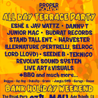 Proper Sound: All Day Terrace Party