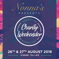 Nonna's Fest Charity Weekender