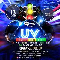 UV Traffic Light Party
