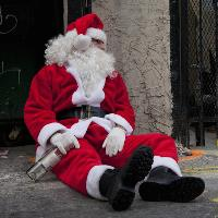 Shoreditch Santa Lash Pub Crawl