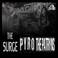 The Surge / Pyro / The Patryns in conjunction with Off Axis