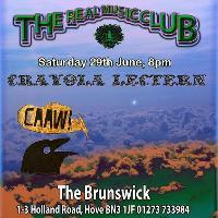 The Real Music Club Presents Crayola Lectern + CAAW