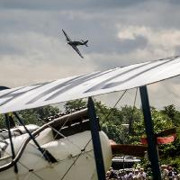 Season Premiere and RAF Centenary