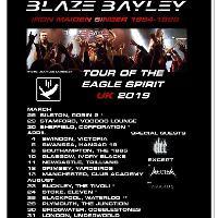 Blaze Bayley - Tour of the Eagle Spirit 2019 (UK)
