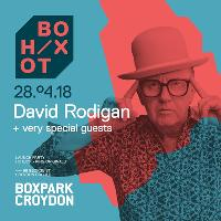 Hotbox x King Original Launch Party with David Rodigan & Guests