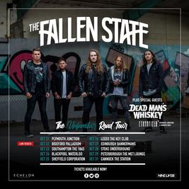 The Fallen State + Dead Man