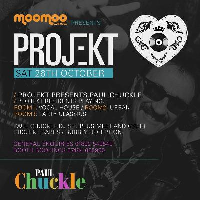 Paul Chuckle does PROJEKT