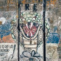 Berlin Wall Art - Half Term Family Activities