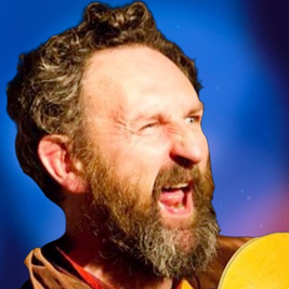 Phil Kay at the Artista Comedy Festival Brighton