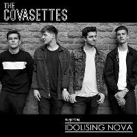 The Covasettes supporting Idolising Nova