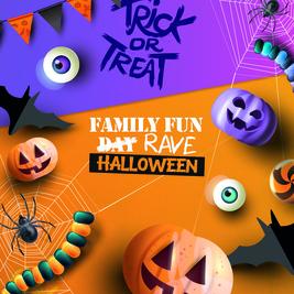 1994 Family Fun Day Halloween Rave