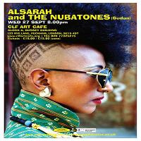 The 15th African Music Festival Presents Alsarah and Nubatones