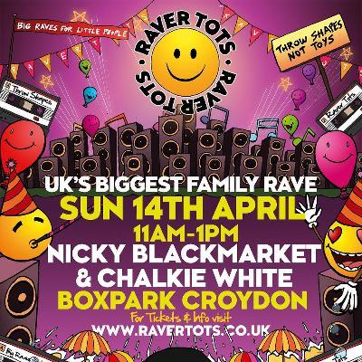 Raver Tots Croydon