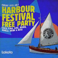 Bristol Harbour Festival Free Party