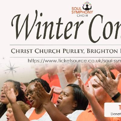Winter Concert hosted by Soul Symphony Choir