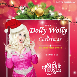 Have a Dolly Wolly Christmas
