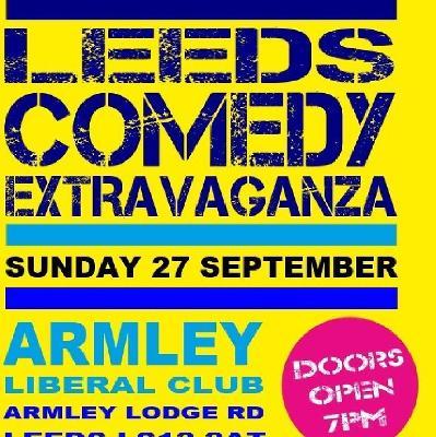 Leeds Comedy Extravaganza