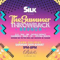 DJ Silk presents The Summer Throwback Brunch