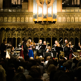 London Concertante: Baroque Winter by Candlelight