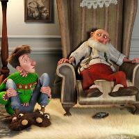 RELAXED FILM: Arthur Christmas [U]