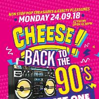 Cheese! Best of the 90s!