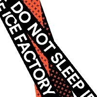 DO NOT SLEEP - Ice Factory - Perth - Scotland - SAT 5th May 2018