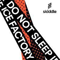DO NOT SLEEP - SAT 5th May 2018 - Darius Syrossian - Scotland