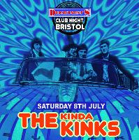 Department S Club Night ✰ The Kinda Kinks ✰