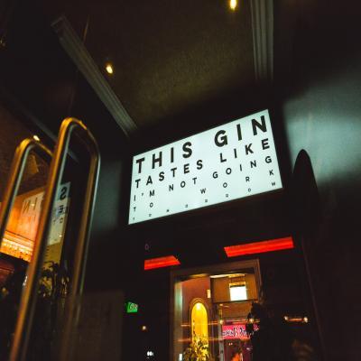 The Devonshire Gin School & Food Pairing