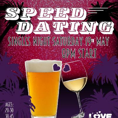 how do you run a speed dating night