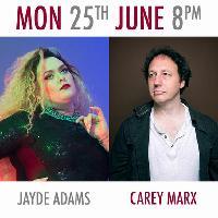 Edinburgh Preview Double Bill: Jayde Adams & Carey Marx