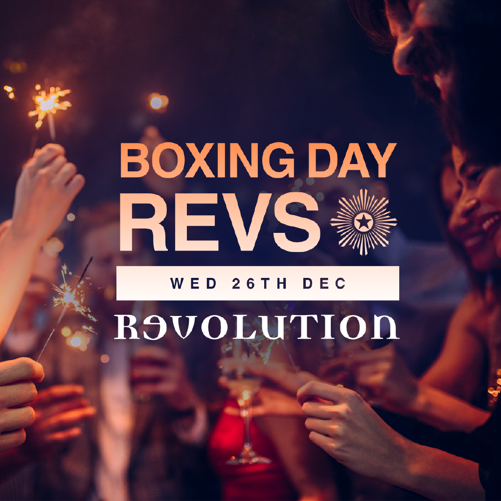 Boxing Day Revs