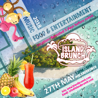 Island Brunch - The launch