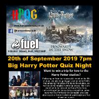 Big Harry Potter Quiz Night