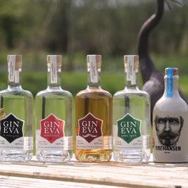 Gin and Rum tasting at The Artisan Wine & Spirit Co, Salisbury