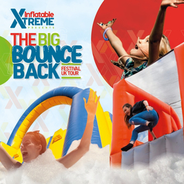 Inflatable Extreme present The Big Bounce Back