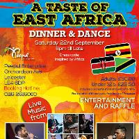 A Taste of East Africa - Charity Dinner & Dance