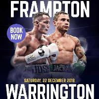 Carl Frampton v Josh Warrington LIVE at Shooters Bar Leeds