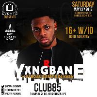 U Events Presents Yxng Bane