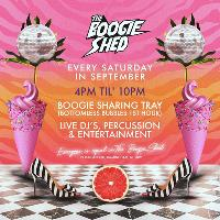 The Boogie Brunch - Saturday