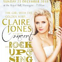 Claire Jones in Concert with Rock Up and Sing