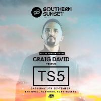 Southern Sunset Festival - Craig David TS5