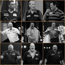 The Mission Grand Masters of Darts 2021