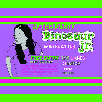 Dinosaur Jr Unofficial After Party