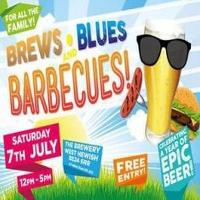 Brews, Blues and Barbecues - Beer and Music Festival