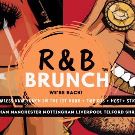 R&B Brunch BHAM - 23 OCT