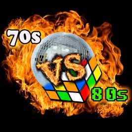 70s Vs 80s - Disco Inferno Vs Electric Avenue Retro Disco