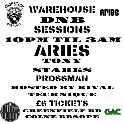 Warehouse DNB Sessions