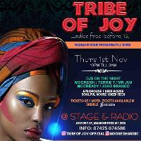 Tribe of Joy Launch