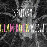 Spooky Glam Rock Night